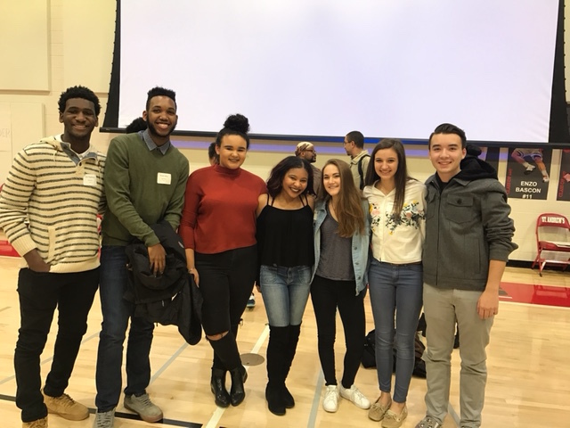 Students Attend Diversity in the DMV Conference