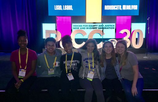 Students Attend People of Color Conference and Student Diversity Leadership Conference