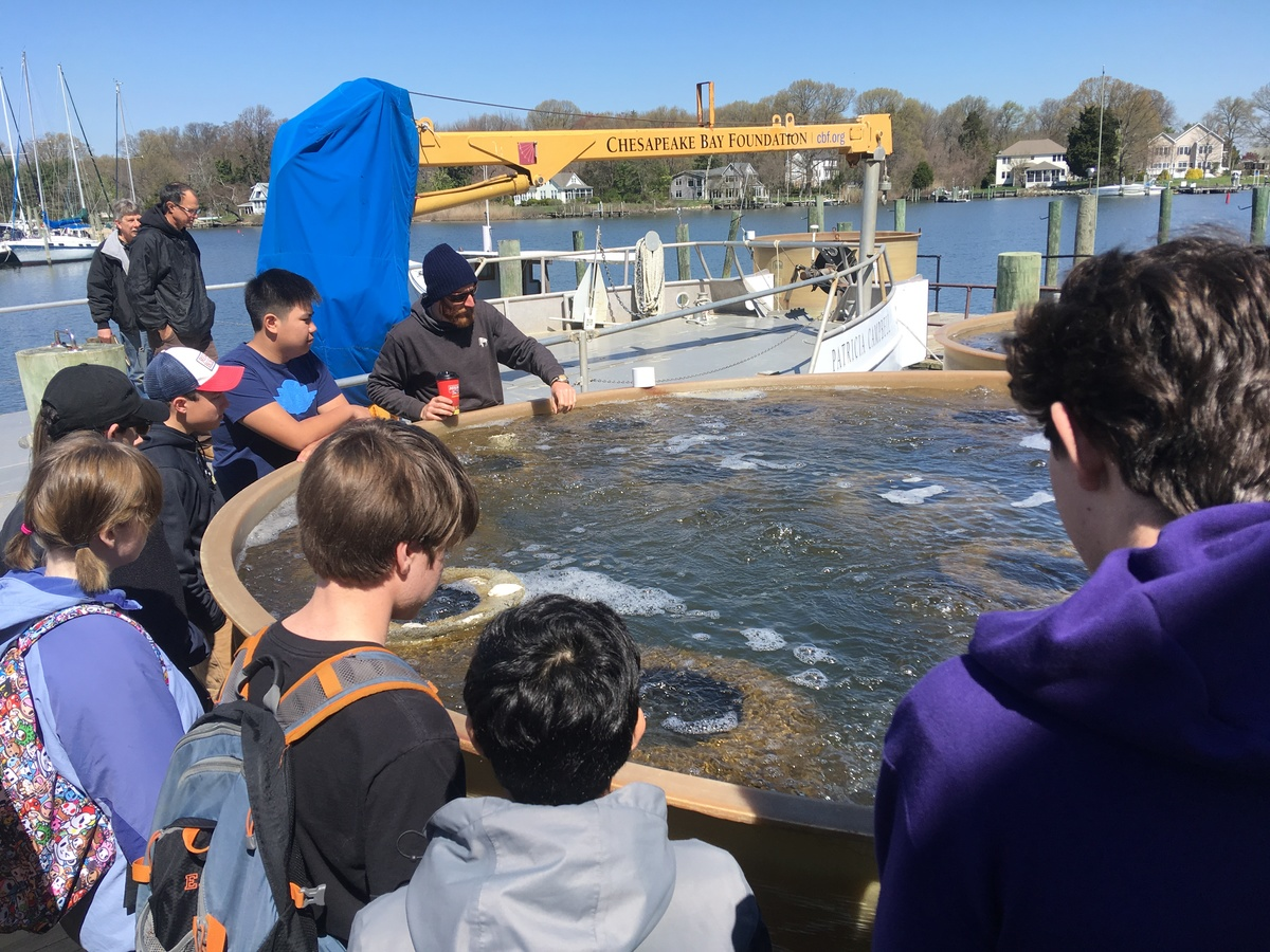 Students Partner with Local Environmental Organizations to Celebrate Earth Day