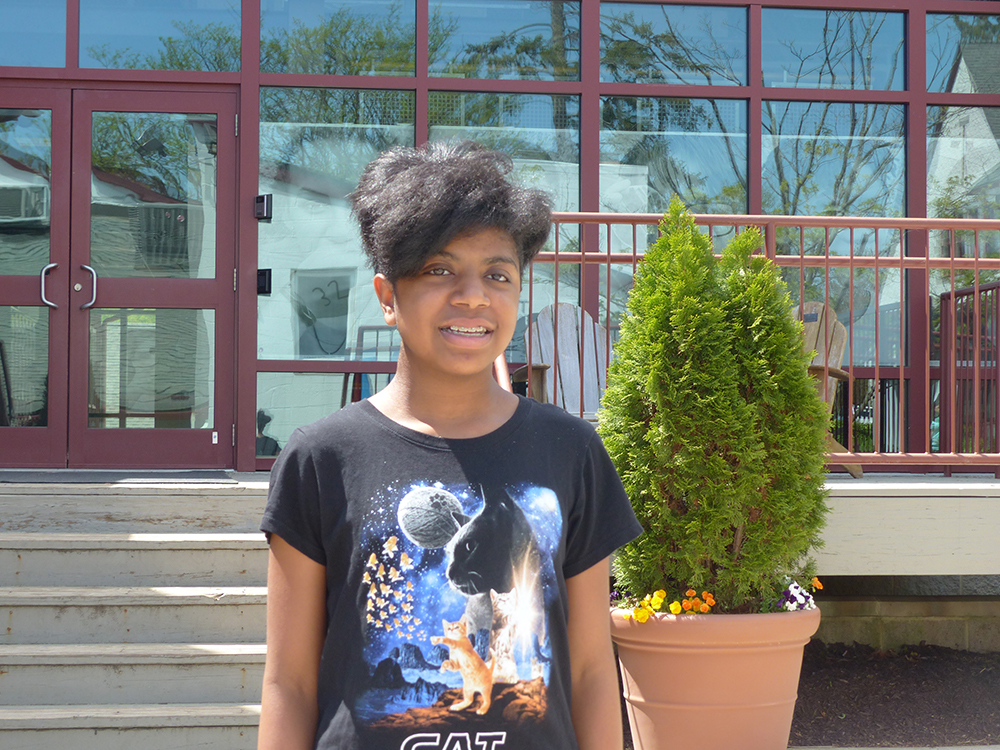 Fifth Grader Aurelia Mapp to be Published by World Artists' Experiences